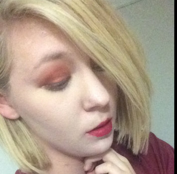 Urban Decay Naked Heat Eyeshadow Palette uploaded by Bethany H.