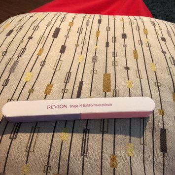 Photo of Revlon Shape 'N' Buff uploaded by Liz R.