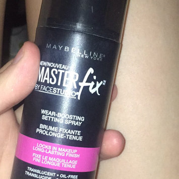 Maybelline Facestudio® Master Fix Wear-Boosting Setting Spray uploaded by Arshi P.