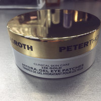 Peter Thomas Roth 24K Gold Pure Luxury Lift & Firm Hydra Gel Eye Patches uploaded by member-38e4a