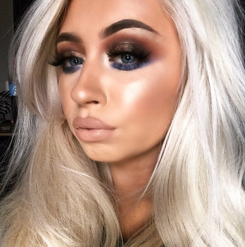 Photo of MAKE UP FOR EVER Pro Light Fusion Highlighter 2 Golden uploaded by Hannah W.