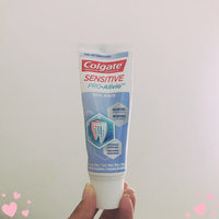 Colgate® SENSITIVE PRO-Relief™ ENAMEL REPAIR Toothpaste uploaded by Luzelvira S.