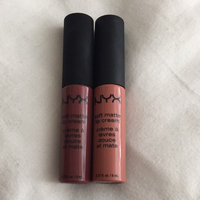 NYX Soft Matte Lip Cream uploaded by Jasmine B.