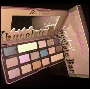Too Faced Semi Sweet Chocolate Bar uploaded by Fabiola S.