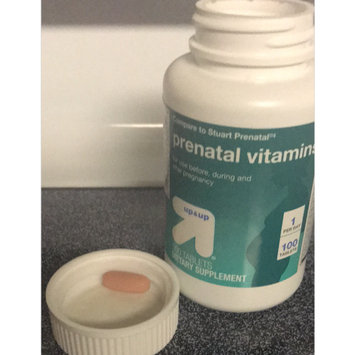 Photo of Up & Up Prenatal Vitamin 100-pk. uploaded by Ingrid M.