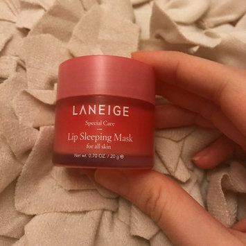 Photo of LANEIGE Lip Sleeping Mask uploaded by Catherine C.