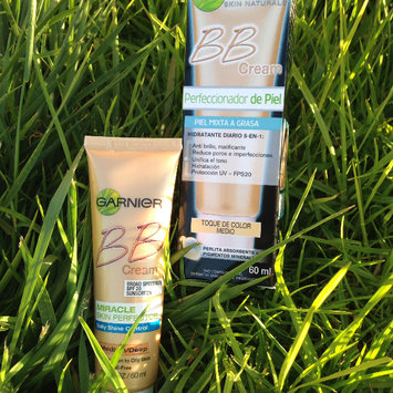 Photo of Garnier Skinactive 5-in-1 Skin Perfector BB Cream uploaded by Jennifer R.