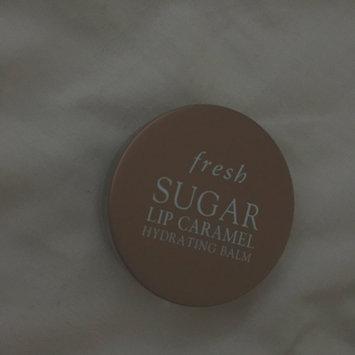 Photo of fresh Sugar Lip Caramel Hydrating Balm uploaded by Tess W.