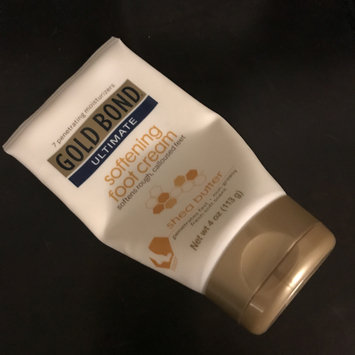 Photo of Gold Bond Ultimate Softening Foot Cream with Shea Butter uploaded by Sheryl H.