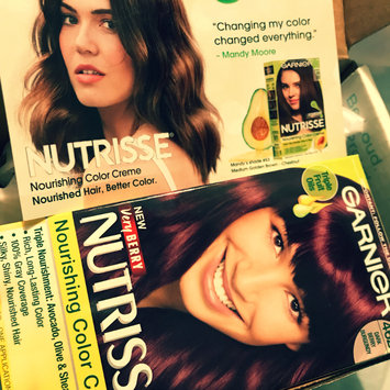 Photo of Garnier Nutrisse Nourishing Color Creme uploaded by Nancy H.