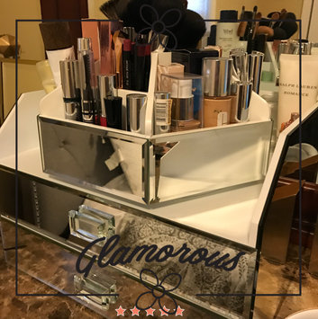 Ohuhu® Makeup Cosmetics Organizer Acrylic Display Makeup Organizer - Top Section uploaded by liz T.