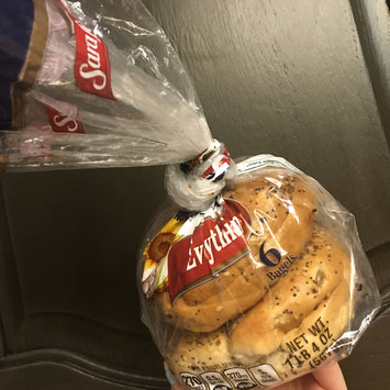 Photo of Sara Lee Deluxe Everything Bagels 6 ct uploaded by Ashley R.