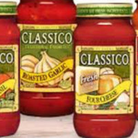 CLASSICO Four Cheese Alfredo Pasta Sauce uploaded by Crystal A.