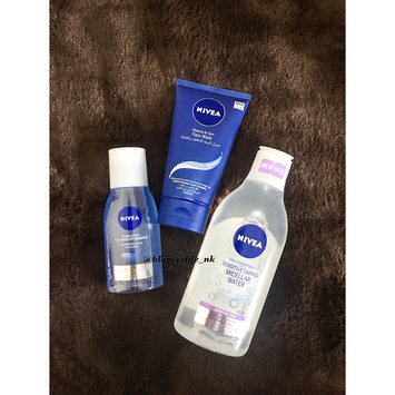 Photo of NIVEA Daily Essentials Extra Gentle Eye Make-Up Remover uploaded by Noor K.