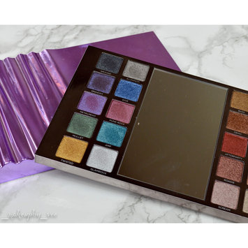 Photo of Urban Decay Heavy Metals Metallic Eyeshadow Palette uploaded by Vee T.