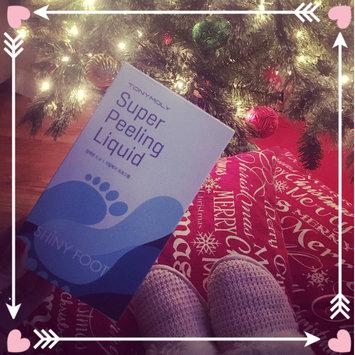 Photo of TONYMOLY Shiny Foot Super Peeling Liquid uploaded by Camila H.