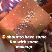 ColourPop I Think I Love You Pressed Powder Shadow Palette uploaded by Tia T.