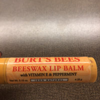 Burt's Bees Beeswax Lip Balm uploaded by Brianna H.