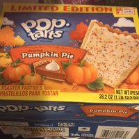 Kellogg's Pop-Tarts Frosted Pumpkin Pie Toaster Pastries uploaded by Whitney G.