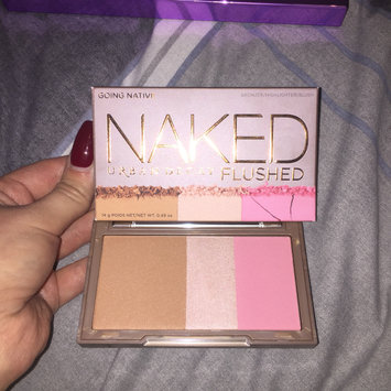 Photo of Urban Decay Naked Flushed uploaded by ellie🌻 J.