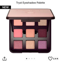 Viseart Tryst Eyeshadow Palette uploaded by Dianna W.