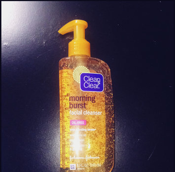 Photo of Clean & Clear® Morning Burst® Facial Cleanser uploaded by Alexandra S.