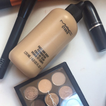 MAC Studio Face and Body Foundation uploaded by Charlane D.