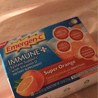 Emergen-C Immune+, Super Orange uploaded by Omeka E.