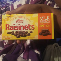 Nestlé Raisinets California Raisins and Milk Chocolate uploaded by Dshante R.