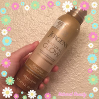 JERGENS® Natural Glow® Foaming Daily Moisturizer uploaded by Jessica T.