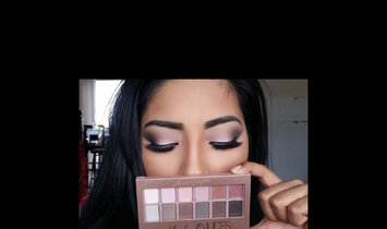 Photo of Maybelline® New York The Graffiti Nudes Eyeshadow Palette uploaded by Zhalya O.