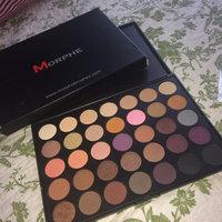 Morphe 35W - 35 Color Warm Eyeshadow Palette uploaded by Premo U.