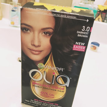 Photo of Garnier® Olia® Oil Powered Permanent Hair Color uploaded by Iris E.