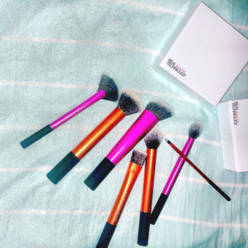 Photo of Real Techniques 3-pc. Makeup Brush Sculpting Set uploaded by Reina C.