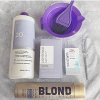 Blond Brilliance Temporary Color Care Lathering Toner Cool Blonds uploaded by Mariah B.