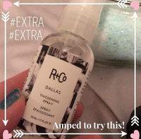 R+Co Dallas Travel Size Thickening Spray uploaded by Bridgette E.