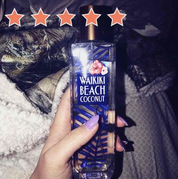 Photo of Bath & Body Works Fine Fragrance Mist WAIKIKI BEACH COCONUT Size:8 fl oz / 236 mL uploaded by Sarah Z.