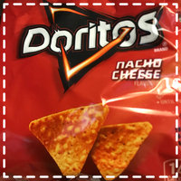 Doritos®  Nacho Cheese Flavored Tortilla Chips uploaded by Ashley R.