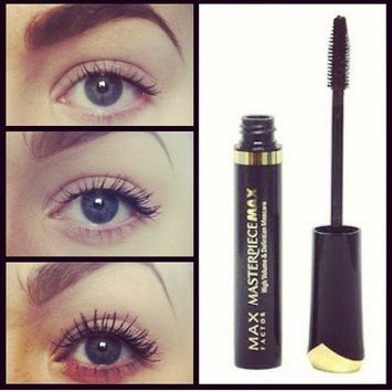 Photo of MaxFactor Masterpiece Max Regular Mascara Velvet Black uploaded by Gemma H.