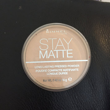 Photo of Rimmel London Stay Matte Pressed Powder uploaded by Claire w.