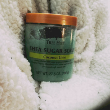 Photo of Tree Hut Coconut Lime Shea Sugar Scrub uploaded by Graciela R.