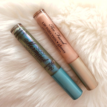 Photo of Too Faced Lip Injection Glossy uploaded by Anka D.