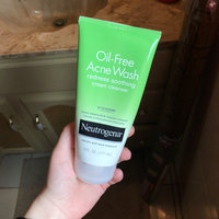 Neutrogena® Oil-Free Acne Wash Redness Soothing Cream Cleanser uploaded by Amanda L.