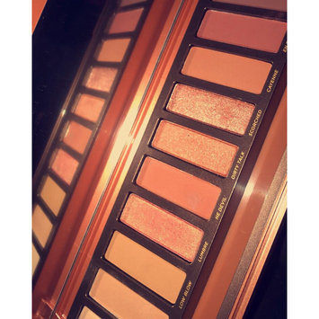 Photo of Urban Decay Naked Heat Eyeshadow Palette uploaded by Humairaa M.