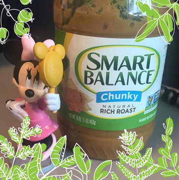 Photo of Smart Balance All Natural Rich Roast Chunky Peanut Butter uploaded by Zoe K.