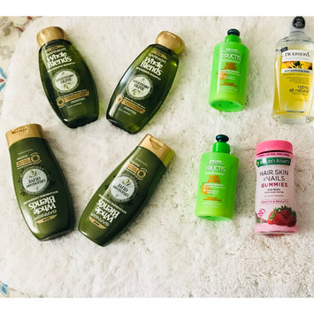 Photo of Garnier Fructis Sleek & Shine Leave-In Conditioner, 10.2 oz uploaded by Recia B.