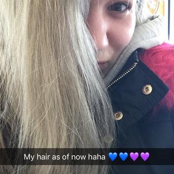Photo of Framesi Color Lover Dynamic Blonde Violet Shampoo for Blonde/Grey Hair 16.9 oz uploaded by Angelina B.