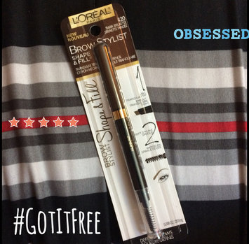 Photo of L'Oréal Paris Brow Stylist® Shape & Fill Mechanical Pencil uploaded by Sariah C.