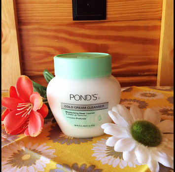 Pond's Cold Cream Cleanser uploaded by Susie T.