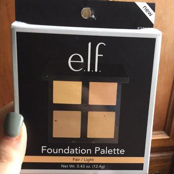 Photo of e.l.f. Foundation Palette uploaded by Samantha H.